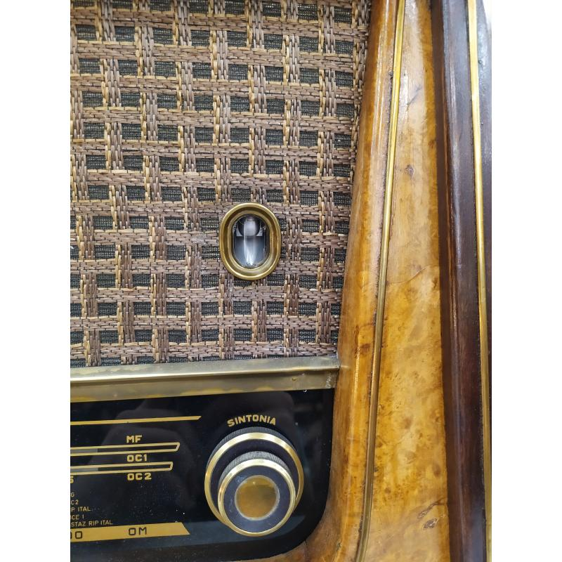 RADIO A VALVOLE AUTOVOX RD 85 ANNI 50 | Mercatino dell'Usato Campobasso 3