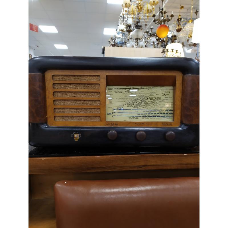 RADIO A VALVOLE RADIOMARELLI NILO BIANCO    Mercatino dell'Usato Campobasso 1