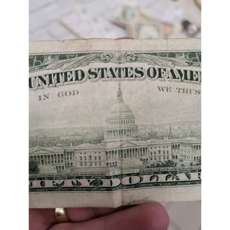 BANCONOTA 50 DOLLAR AMERICANO | Mercatino dell'Usato Campobasso 3