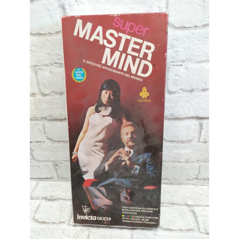 GIOCO SUPER MASTER MIND  | Mercatino dell'Usato Campobasso 1