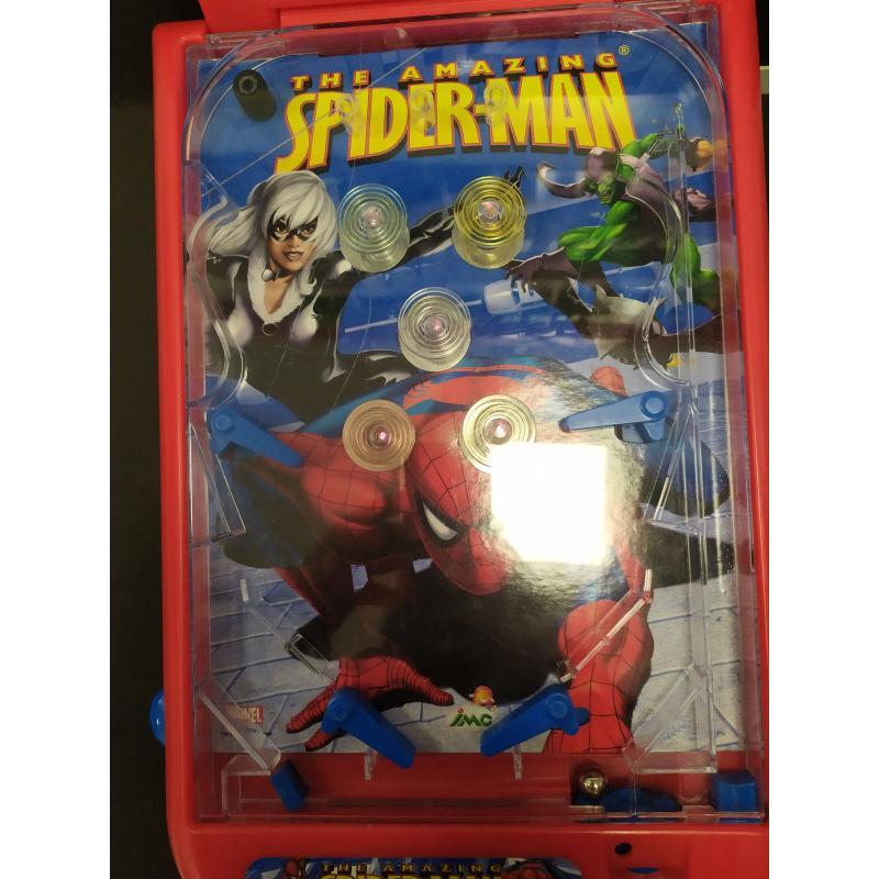 FLIPPER SPIDERMAN  | Mercatino dell'Usato Campobasso 2