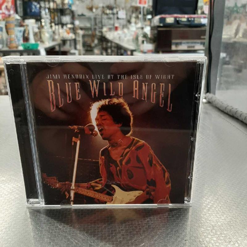 CD JIMI HENDRIX - BLUE WILD ANGEL | Mercatino dell'Usato San giovanni teatino 1