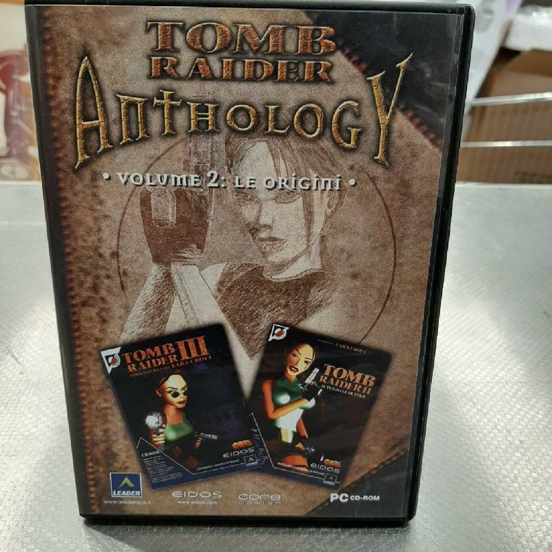 GIOCO PC TOMB RAIDER ANTHOLOGY VOLUME 2 | Mercatino dell'Usato San giovanni teatino 1