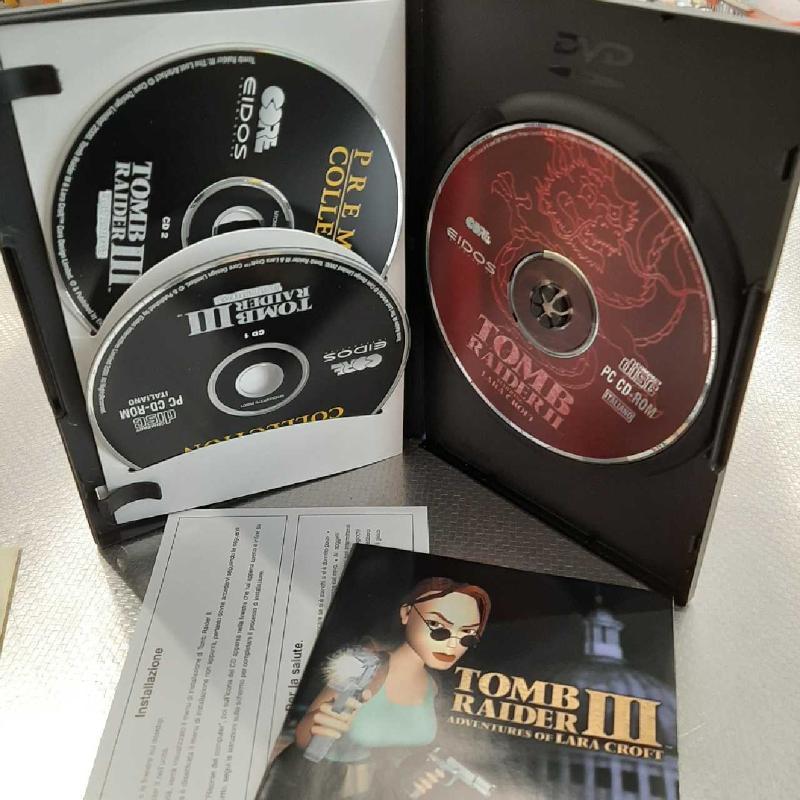GIOCO PC TOMB RAIDER ANTHOLOGY VOLUME 2 | Mercatino dell'Usato San giovanni teatino 2