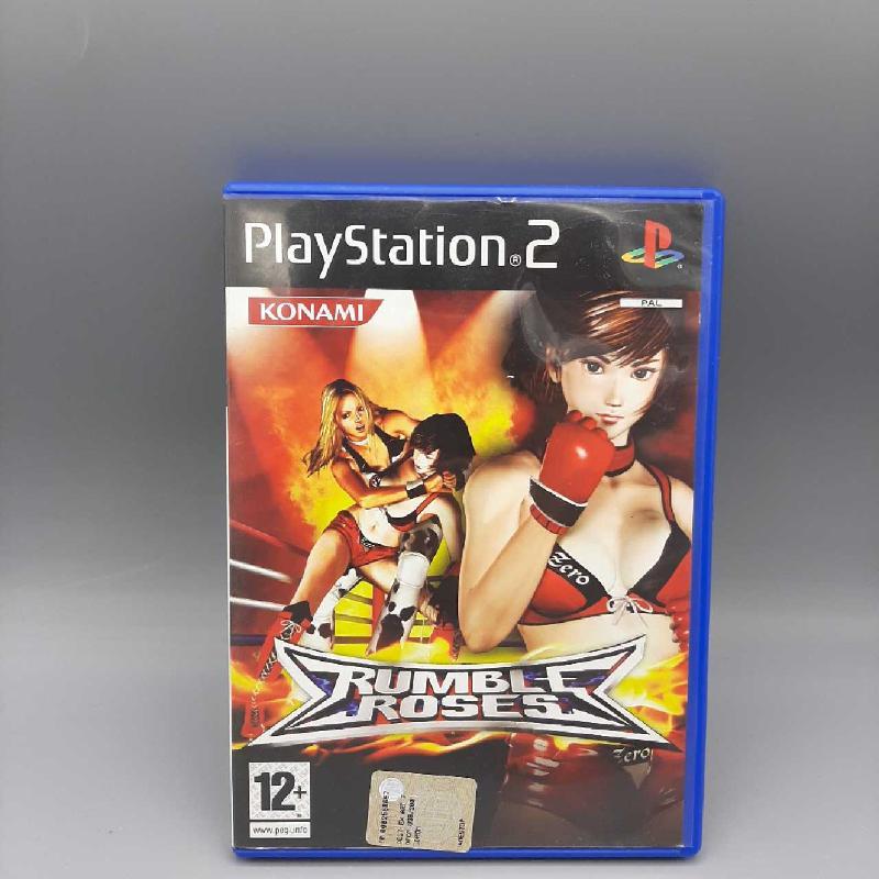 GIOCO PS2 RUMBLE ROSES   Mercatino dell'Usato San giovanni teatino 1
