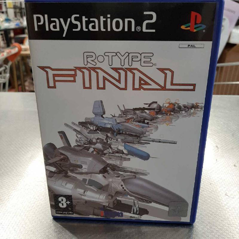 GIOCO PS2 R TYPE FINAL   Mercatino dell'Usato San giovanni teatino 1