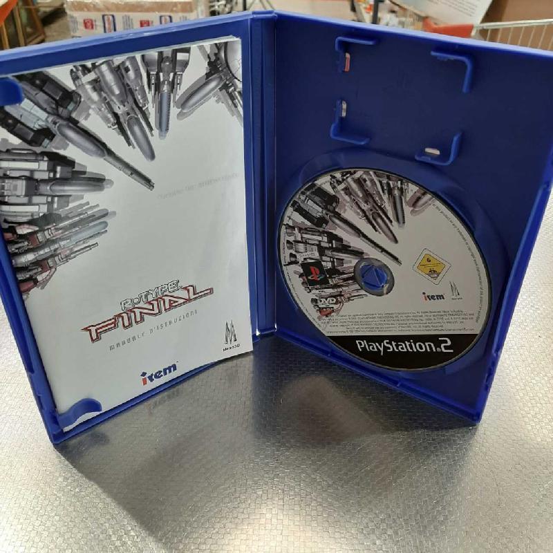 GIOCO PS2 R TYPE FINAL   Mercatino dell'Usato San giovanni teatino 2