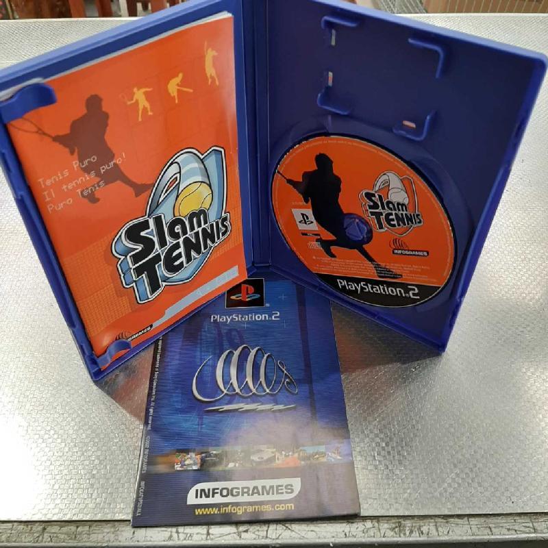 GIOCO PS2 SLAM TENNIS   Mercatino dell'Usato San giovanni teatino 2