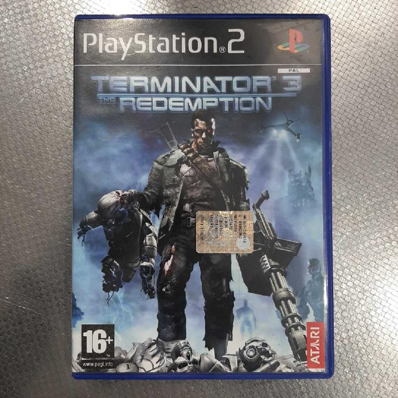 GIOCO PS2 TERMINATOR 3 THE REDEMPTION | Mercatino dell'Usato San giovanni teatino 1