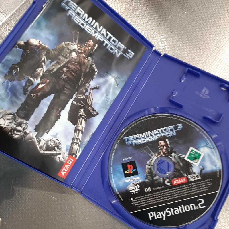 GIOCO PS2 TERMINATOR 3 THE REDEMPTION | Mercatino dell'Usato San giovanni teatino 2