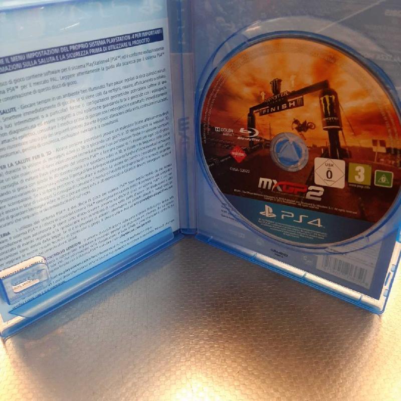 GIOCO PS4 MXGP2 | Mercatino dell'Usato San giovanni teatino 2