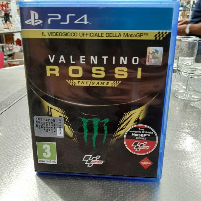 GIOCO PS4 VALENTINO ROSSI THE GAME | Mercatino dell'Usato San giovanni teatino 1