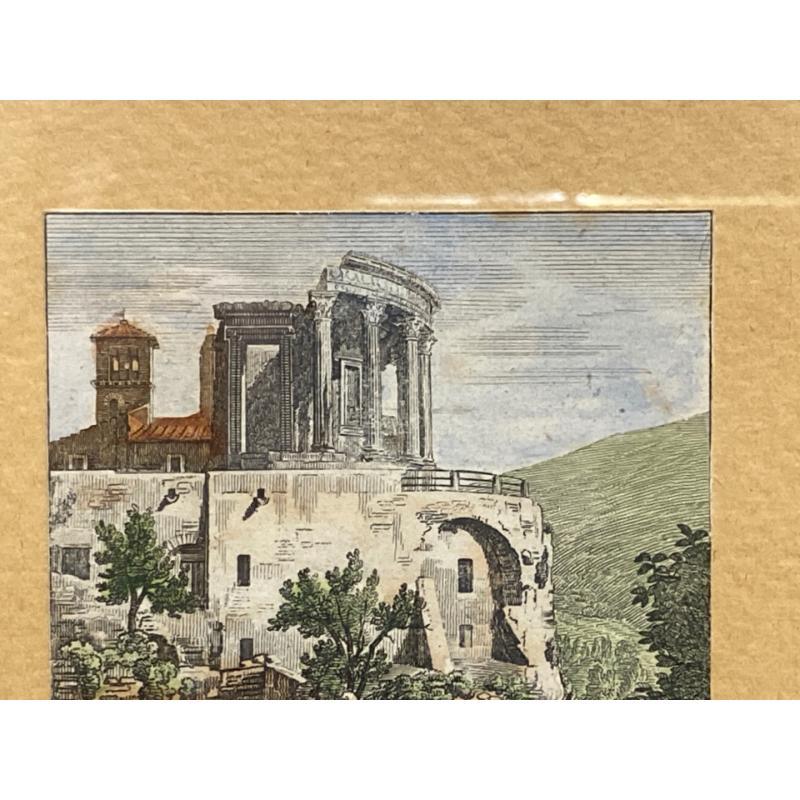 INCISIONI GRUPPO N.6 ROMA 7.5X5.5CM | Mercatino dell'Usato San giovanni teatino 2