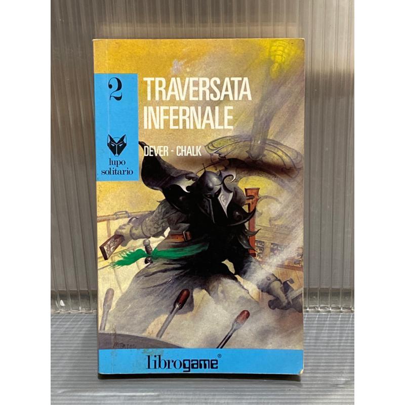 LIBROGAME LUPO SOLITARIO 2 TRAVERSATA INFERNALE | Mercatino dell'Usato San giovanni teatino 1