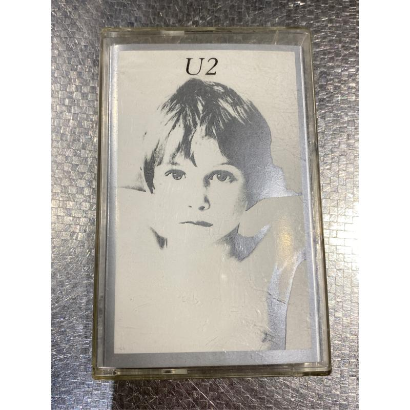 MUSICASSETTA U2 BOY   Mercatino dell'Usato San giovanni teatino 1