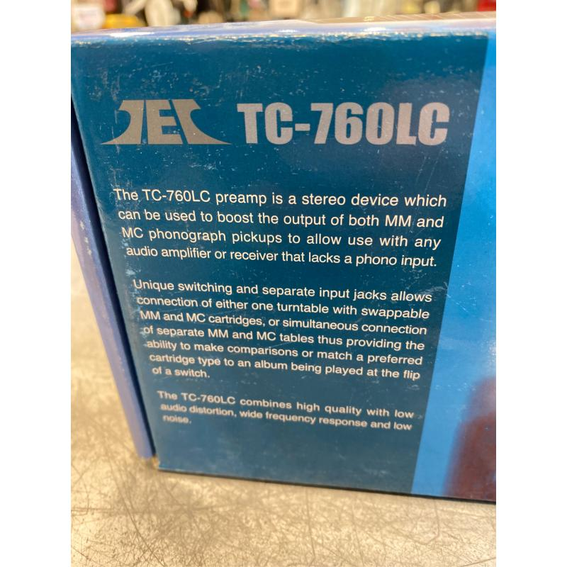 PRE PHONO MC/MM PREAMPLIFIER TC-760LC | Mercatino dell'Usato San giovanni teatino 2