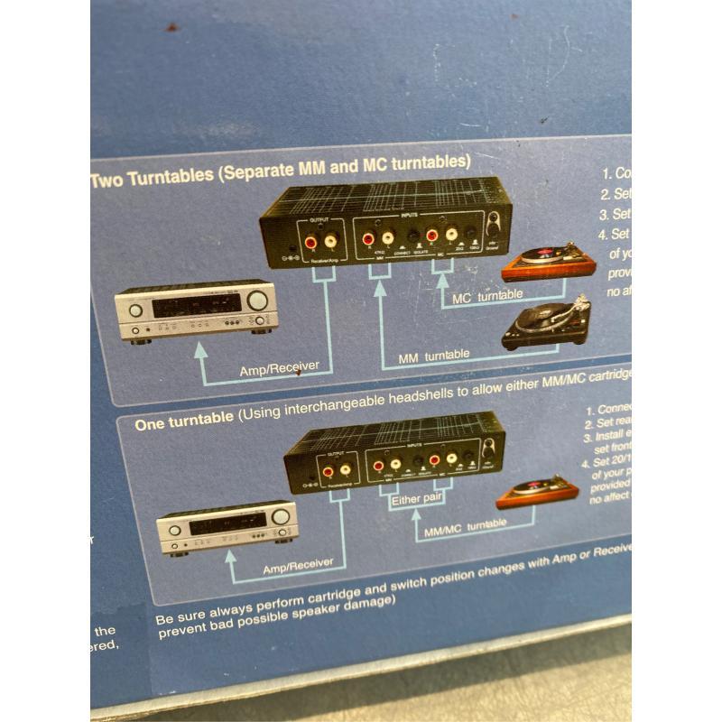 PRE PHONO MC/MM PREAMPLIFIER TC-760LC | Mercatino dell'Usato San giovanni teatino 3