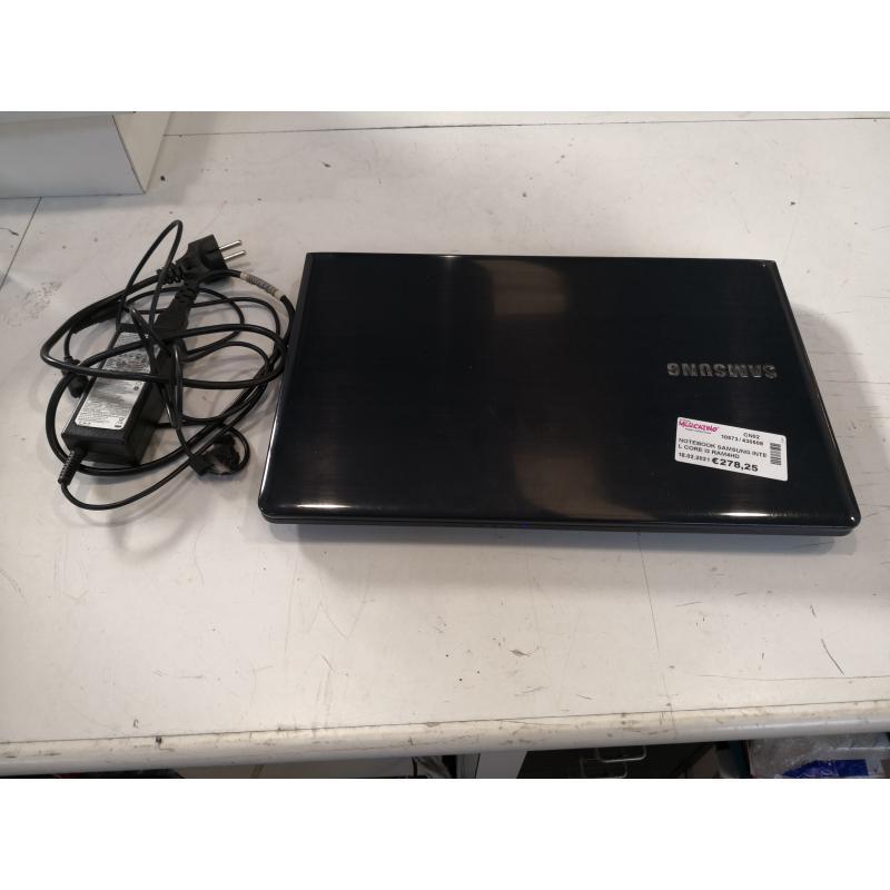 NOTEBOOK SAMSUNG INTEL CORE I3 RAM4HD500 | Mercatino dell'Usato Savigliano 1