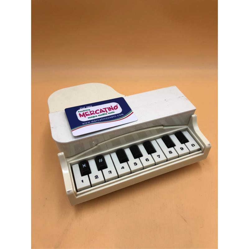 TELEFONO PIANO PN-800 BIANCO | Mercatino dell'Usato Bra 2