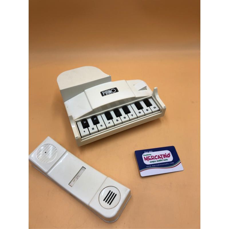 TELEFONO PIANO PN-800 BIANCO | Mercatino dell'Usato Bra 3