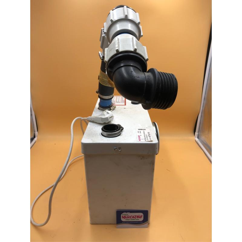 TRITURATORE SANIVELOX 2 CON TUBI GS TUV | Mercatino dell'Usato Bra 2