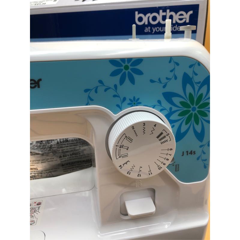 MACCHINA CUCIRE BROTHER AT YOUR SIDE J14S | Mercatino dell'Usato Bra 2