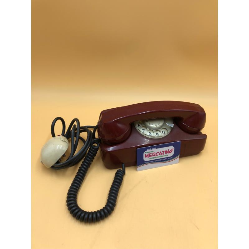 TELEFONO STARLITE GTE ROSSA VINTAGE   Mercatino dell'Usato Bra 1