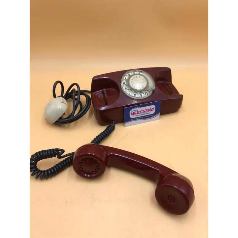 TELEFONO STARLITE GTE ROSSA VINTAGE   Mercatino dell'Usato Bra 2