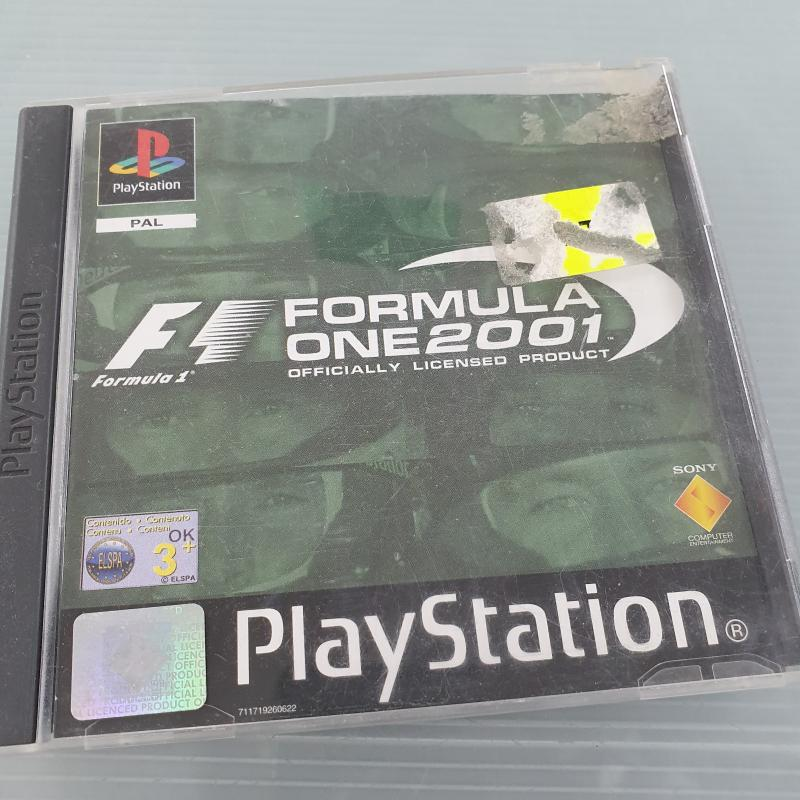 GIOCO PS1 FORMULA ONE 2001 | Mercatino dell'Usato Lamezia terme 1