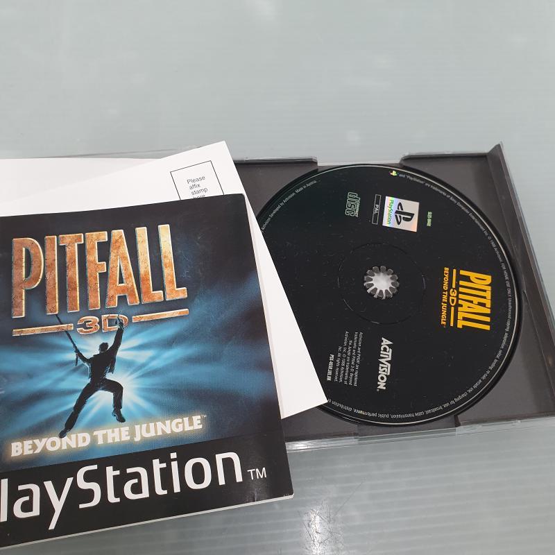 GIOCO PS1 PSX PITFALL 3D | Mercatino dell'Usato Lamezia terme 2