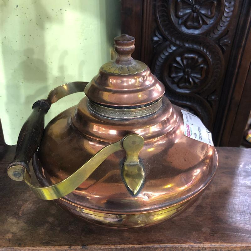 TEIERA RAME | Mercatino dell'Usato Frosinone 2