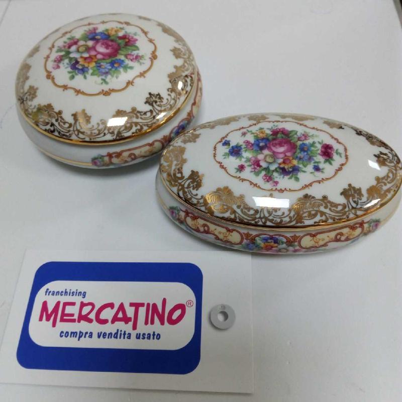 2 SCATOLINE LIMOGES | Mercatino dell'Usato Latina 1
