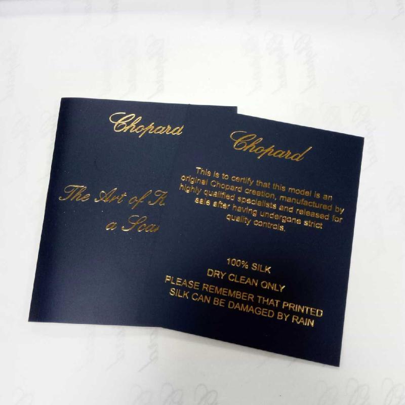 FOULARD SETA CHOPARD 85X85   Mercatino dell'Usato Latina 4