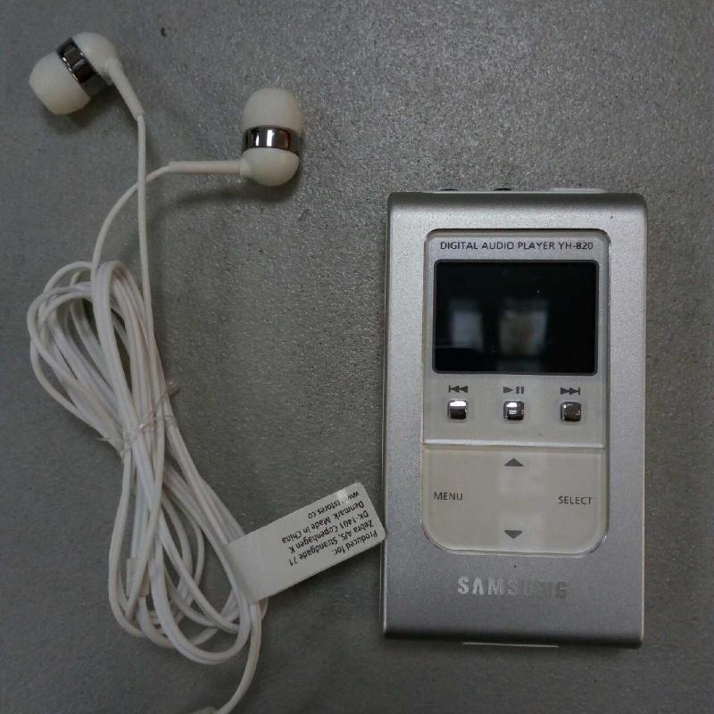 MP3 SAMSUNG SENZA CAVETTO | Mercatino dell'Usato Latina 1
