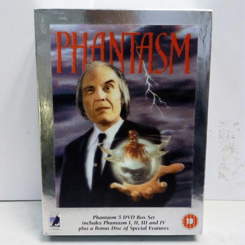 DVD PHANTASM 5 DVD BOX SET   Mercatino dell'Usato Latina 1