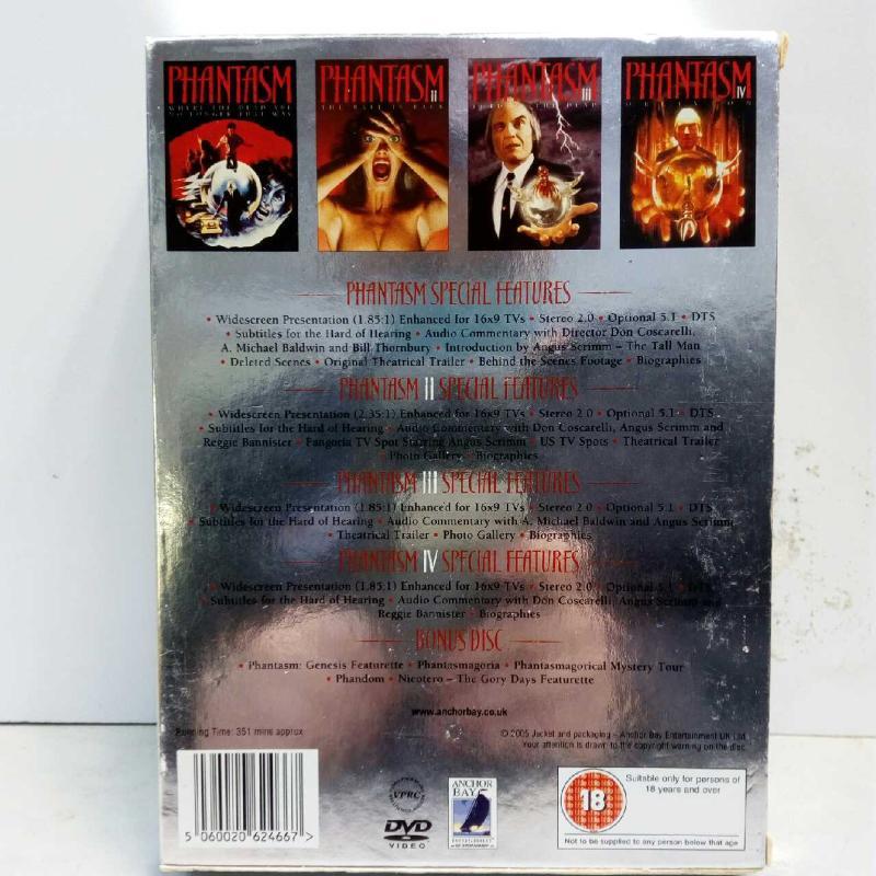 DVD PHANTASM 5 DVD BOX SET   Mercatino dell'Usato Latina 2