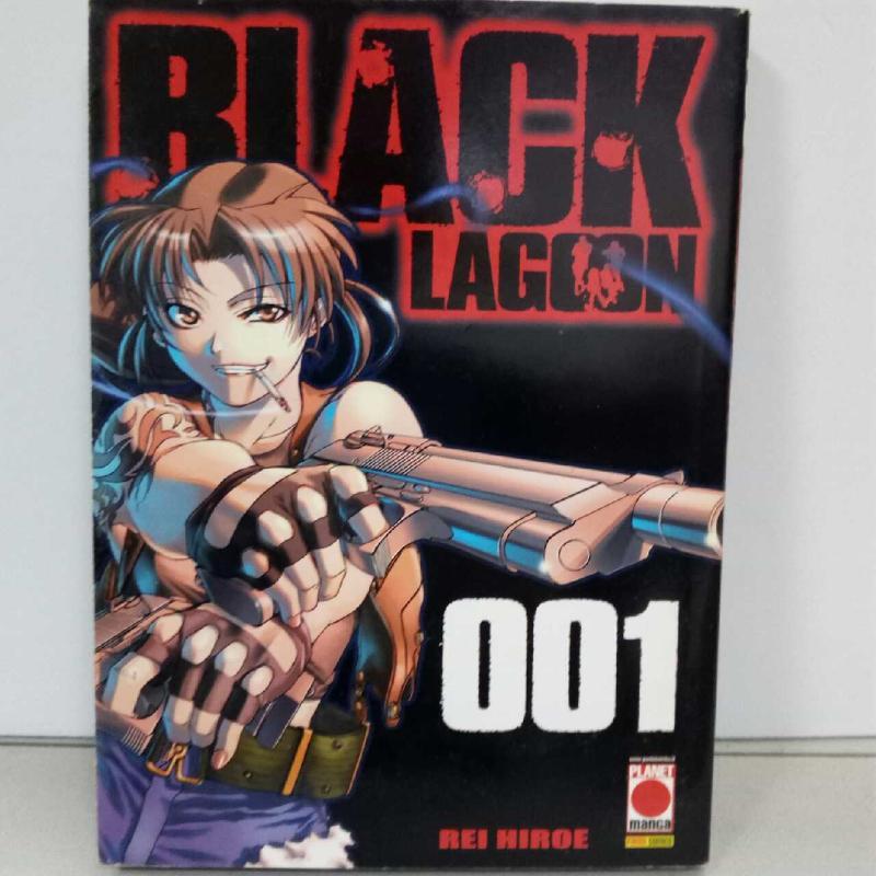 BLACK LAGOON   Mercatino dell'Usato Latina 1