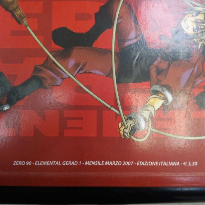 ELEMENTAL GERAD  | Mercatino dell'Usato Latina 2
