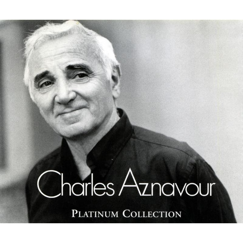 CHARLES AZNAVOUR - PLATINUM COLLECTION | Mercatino dell'Usato Latina 1