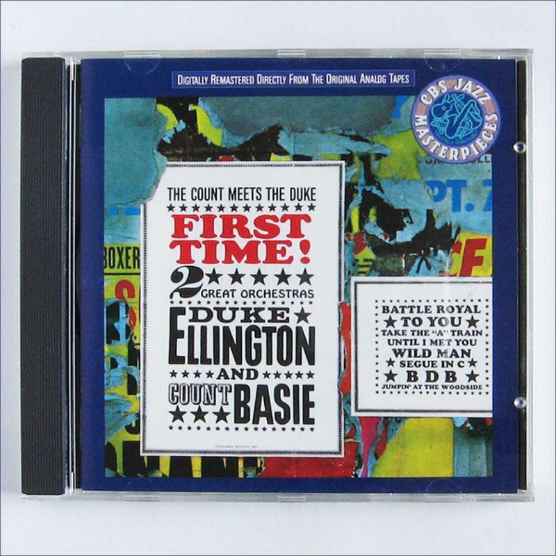 DUKE ELLINGTON COUNT BASIE - FIRST TIME! - THE COU | Mercatino dell'Usato Latina 1