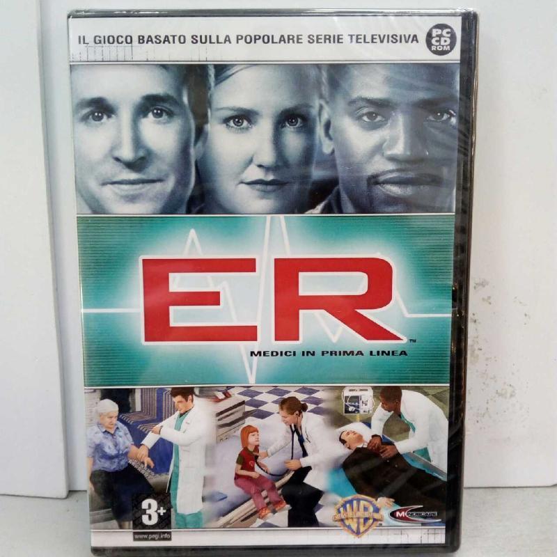 E.R. MEDICI IN PRIMA LINEA | Mercatino dell'Usato Latina 1