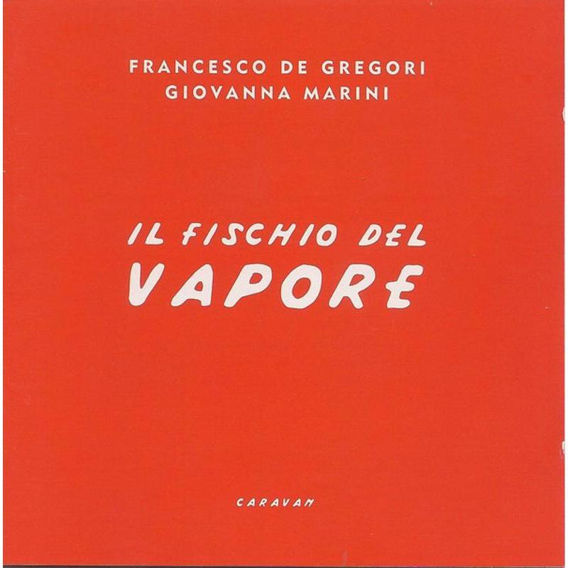 FRANCESCO DE GREGORI GIOVANNA MARINI - IL FISCHIO    Mercatino dell'Usato Latina 1