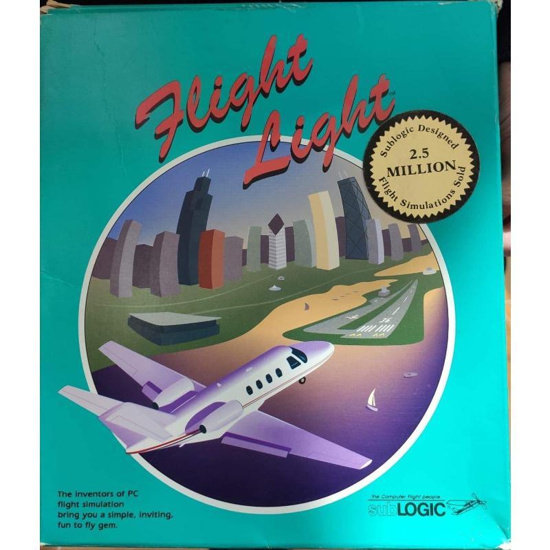 GIOCO COMPUTER FLIGHT LIGHT   Mercatino dell'Usato Latina 1