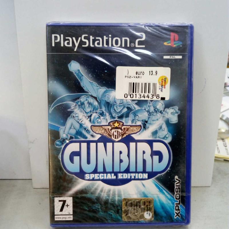 GUNBIRD SPECIAL EDITION PS2 | Mercatino dell'Usato Latina 1