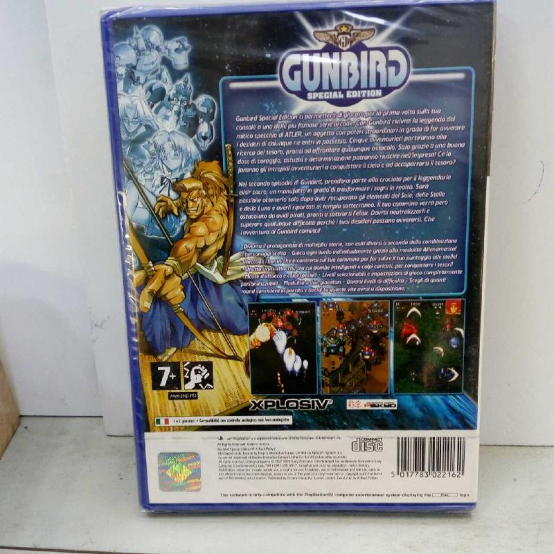 GUNBIRD SPECIAL EDITION PS2 | Mercatino dell'Usato Latina 2