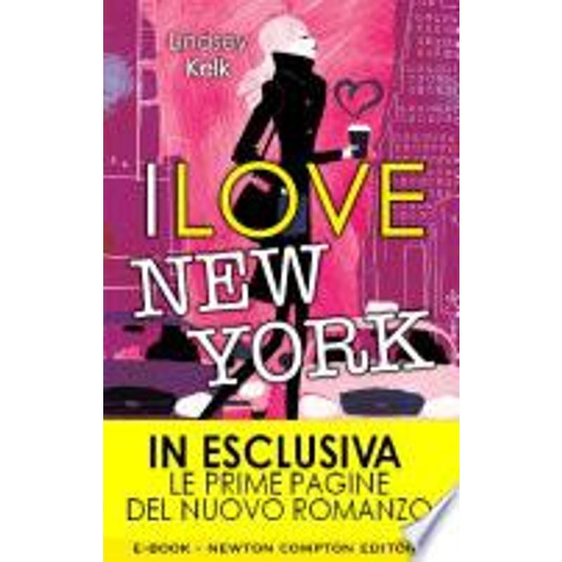 I LOVE NEW YORK | Mercatino dell'Usato Latina 1