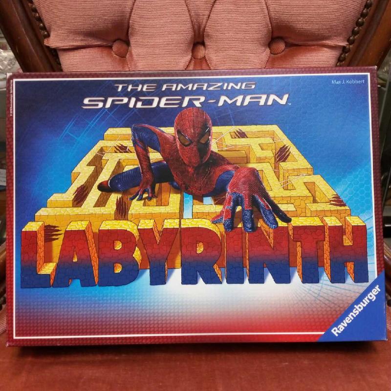 LABIRINTO MAGICO AMAZING SPIDER-MAN | Mercatino dell'Usato Latina 1