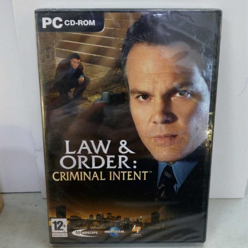 LAW & ORDER: CRIMINAL INTENT | Mercatino dell'Usato Latina 1