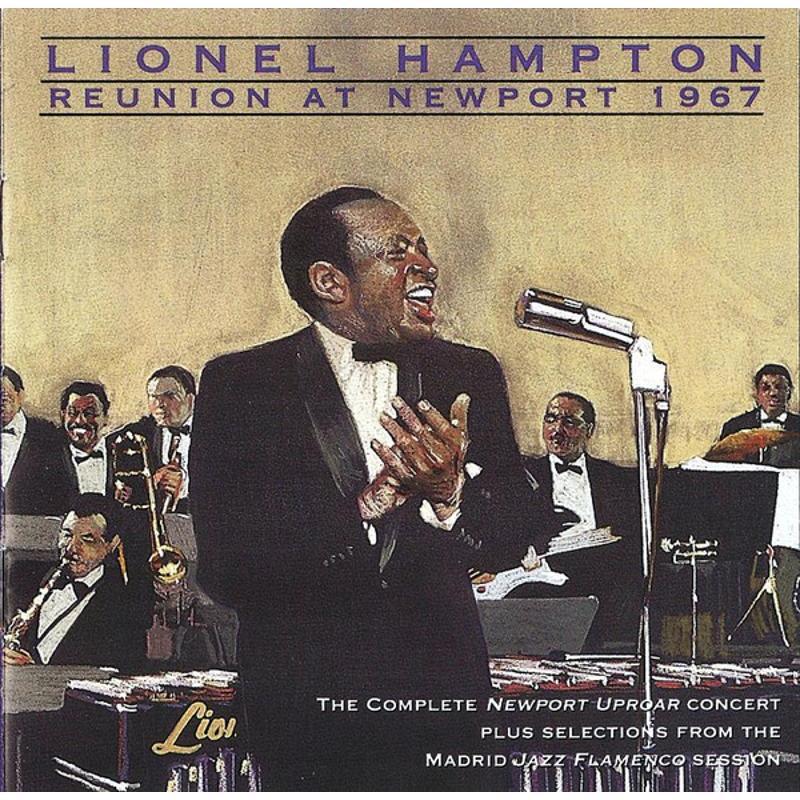 LIONEL HAMPTON AND HIS ALL-STAR ALUMNI BIG BAND LI | Mercatino dell'Usato Latina 1