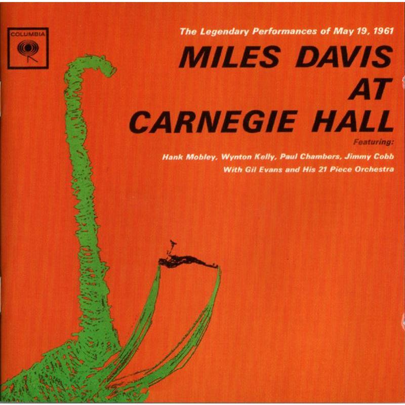 MILES DAVIS - MILES DAVIS AT CARNEGIE HALL - THE C   Mercatino dell'Usato Latina 1
